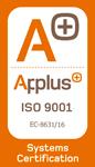 logo applus 9001